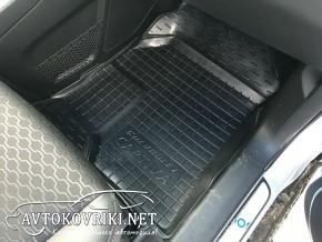 Купить Коврики автомобильные в салон Шевроле Каптива 2012- Автог
