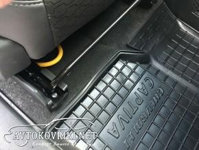Коврики в салон Avto-Gumm для Chevrolet Captiva 2012- модельные