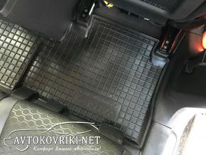 Автомобильные ковры в салон для Шевроле Каптива 2012- Автогум