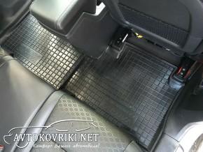купить Автомобильные ковры в салон для Шевроле Каптива Автогум