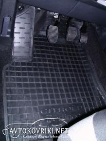 Коврики автомобильные Citroen Berlingo (B9) 2008- AVTO-Gumm поли