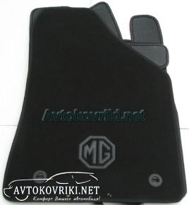 МГ 350 Купить текстильные коврики в салон черные Люкс