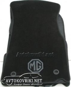 МГ 3 Купить текстильные коврики в салон черные Люкс
