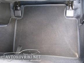 Купить текстильные коврики в салон i30 2012- черные Люкс
