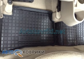 Коврики в салон для Hyundai Accent 2006-2010 AVTO-Gumm