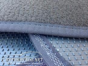 Коврики в салон текстильные для Toyota Corolla 2013- черные ML L