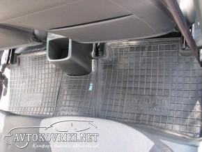 Коврики в салон для Hyundai Accent RB 2010- AVTO-Gumm