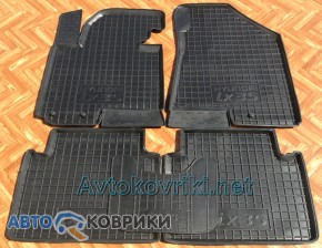 Коврики в салон для Hyundai ix-35 2010- AVTO-Gumm