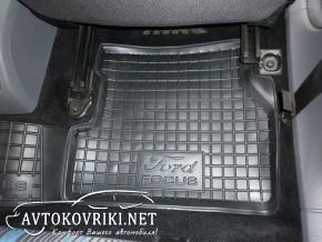 Автомобильные коврики в салон для Ford Focus 2, модельный год вы