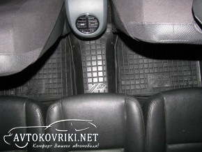 Коврики в салон автомобиля JAC J6 2012- AVTO-Gumm