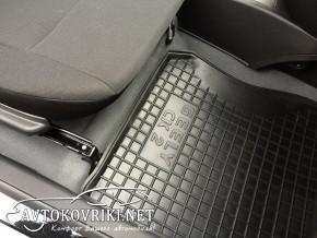Коврики в салон автомобиля Джили CK/CK2 2006- Автогум полиуретан