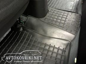 Автомобильные ковры в салон для Джили CK/CK2 2006-