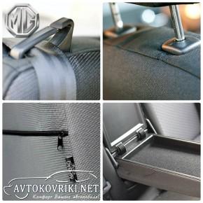 Купить автомобильные чехлы МГ 6 2010- EMC Elegant