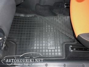 Коврики автомобильные в салон Ваз Лада Калина Автогум полиуретан