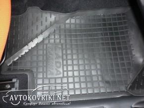 Коврики в салон автомобиля Ваз Лада Калина Автогум полиуретановы