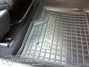 Коврики в салон автомобиля Мазда 6 2013- Автогум полиуретановые