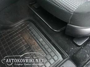 Коврики автомобильные в салон Мазда 3 2009- Автогум полиуретанов