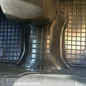 Коврики в салон Avto-Gumm для Mitsubishi Outlander модельные