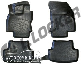 3D Коврики в салон для Audi A3 (8V) Sedan 2012- L.Locker