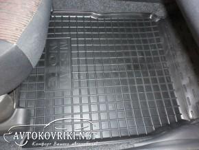 Коврики в салон автомобиля Ниссан Ноут 2006- Автогум полиуретано