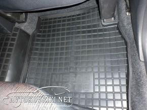 Автомобильные коврики в салон для Nissan Note, модельный год вып