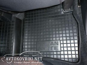 Коврики в салон Avto-Gumm для Nissan Note модельные