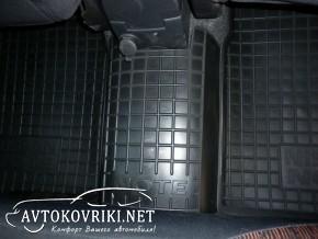 Автомобильные ковры в салон для Ниссан Ноут 2006- Автогум
