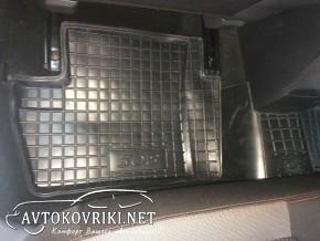 Автомобильные коврики в салон для Peugeot 308