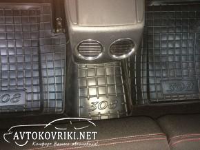 Автомобильные ковры в салон для Пежо 308 2008- Автогум