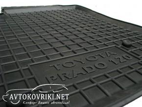 Коврики в салон для Toyota LC Prado 120 2002-2010 AVTO-Gumm