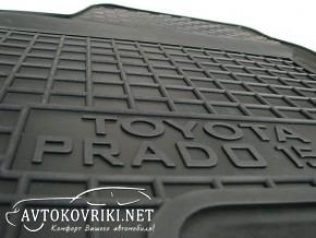 Коврики в салон для Toyota Land Cruiser Prado 150 2010- AVTO-Gum