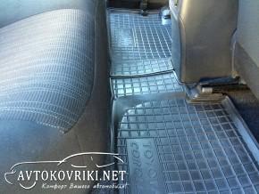 Коврики в салон для TOYOTA Corolla 2007-2013 AVTO-Gumm