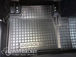 Оригинальные коврики салон автомобиля автоковрики Тойота Королла