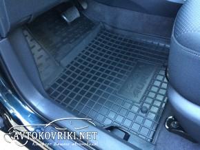 AVTO-Gumm Коврики в салон для Toyota Auris 2007-2013