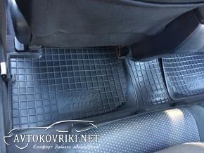 Коврики в салон Avto-Gumm для Toyota Auris модельные