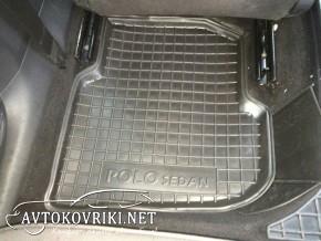 Коврики в салон Avto-Gumm для Volkswagen Polo Sedan модельные