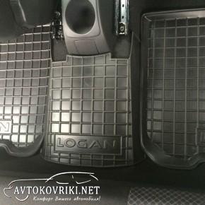Коврики в салон Avto-Gumm для Renault Logan MCV модельные