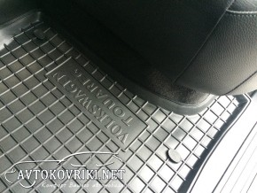 Коврики в салон для Volkswagen Touareg 2002-2010
