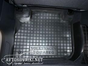 Автомобильные коврики в салон для Volkswagen Touareg, модельный