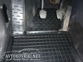 Коврики в салон для Volkswagen Caddy 2004-