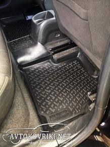 3D коврики в салон для Chevrolet Aveo 2012- Lada Locker