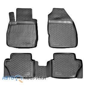 Коврики в салон для Ford Fiesta 2008- Lada Locker