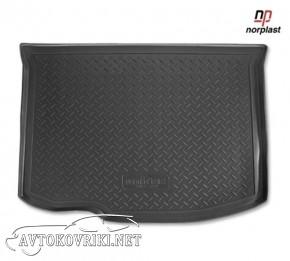 Коврик в багажник для Mazda 3 Hatchback 2009-2013 полиуретановый