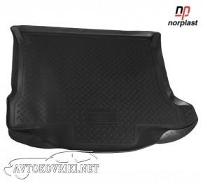 Коврик в багажник для Mazda 3 Sedan 2009-2013 полиуретановый Nor
