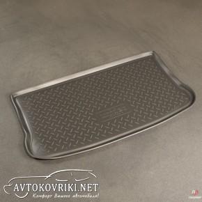 Коврик в багажник для Mitsubishi Colt 2009- полиуретановый NorPl