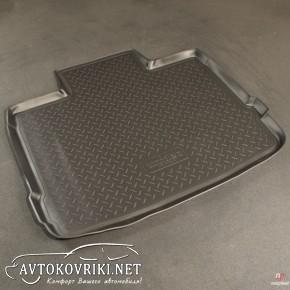Коврик в багажник для Opel Insignia Sedan 2008- (докатка) полиур