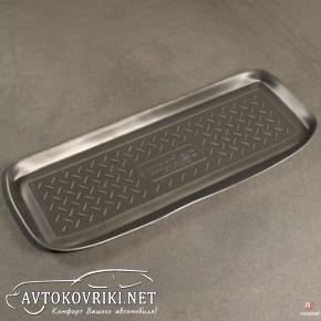 Коврик в багажник для Suzuki Jimny 2002- полиуретановый NorPlast