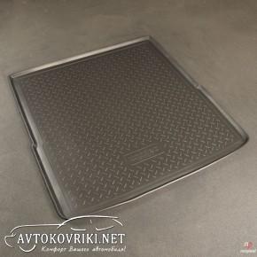 Коврик в багажник для Volkswagen Passat B6 Variant 2005-2011 пол