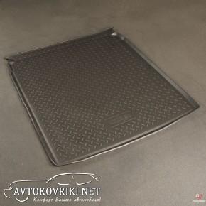 Коврик в багажник для Volkswagen Passat B7 Sedan 2011- полиурета