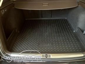 NorPlast Коврик в багажник для Volkswagen Passat B7 Variant 2011